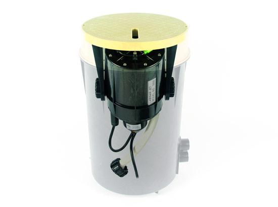 Générateur d'arcs d'eau lumineux à LED