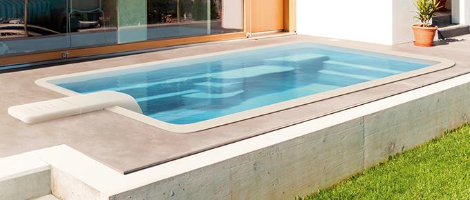 Kit piscine sans permis de construire